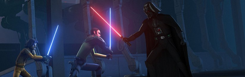 RECENZE: Star Wars Povstalci: Lothal v obležení