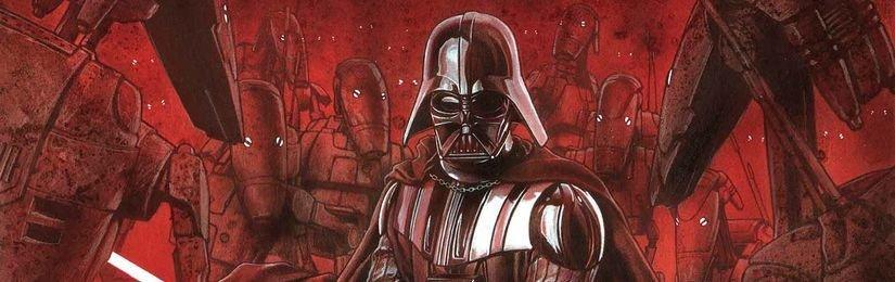 RECENZE: Star Wars: Vader, Stíny a tajemství