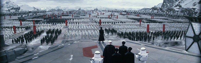 Várka nových fotografií ze sedmých Star Wars