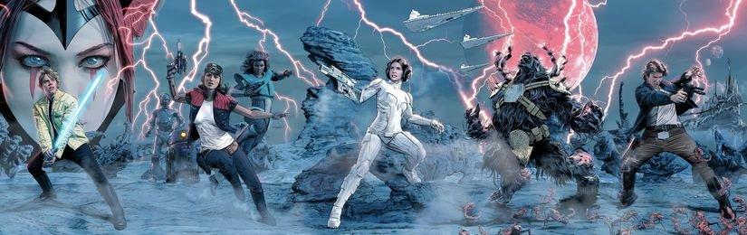 RECENZE: Star Wars: Aphra; Citadela hrůzy