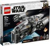RECENZE: LEGO The Mandalorian Loď nájemného lovce (1)