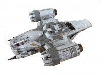 RECENZE: LEGO The Mandalorian Loď nájemného lovce (2)