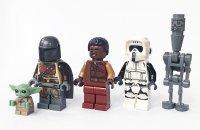 RECENZE: LEGO The Mandalorian Loď nájemného lovce (5)