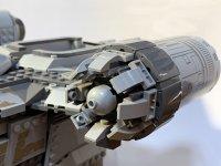 RECENZE: LEGO The Mandalorian Loď nájemného lovce (6)