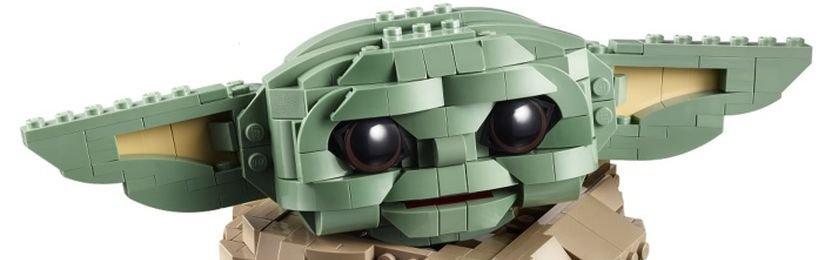 Další soutěž o LEGO Star Wars ! The Mandalorian Dítě