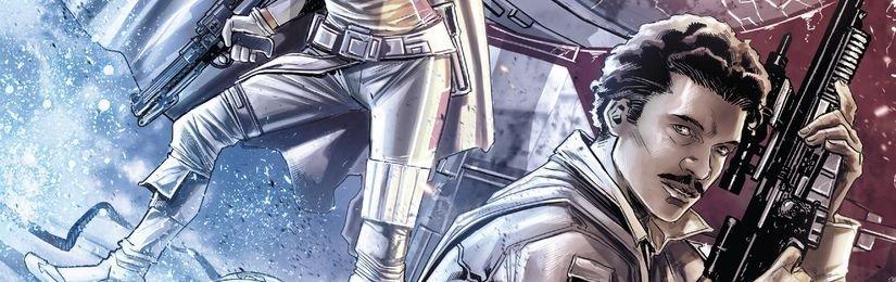 RECENZE: Star Wars: Lando, Roztříštěné Impérium