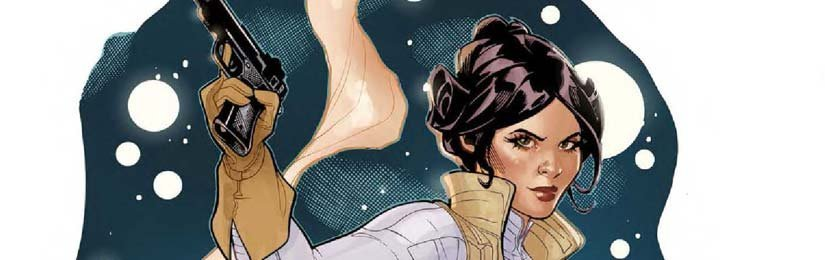 RECENZE: Star Wars: Princess Leia