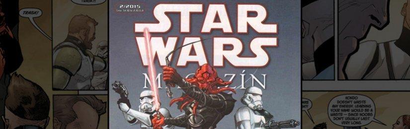 Legendární Star Wars Magazín