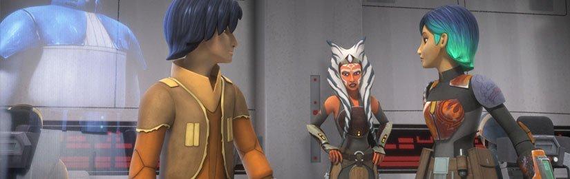 RECENZE: Star Wars Povstalci S02E03: Ztracení velitelé