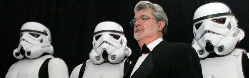 Kdo je vlastně George Lucas?