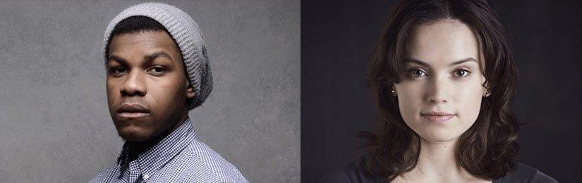 Rozhovory s Johnem Boyegou a Daisy Ridley