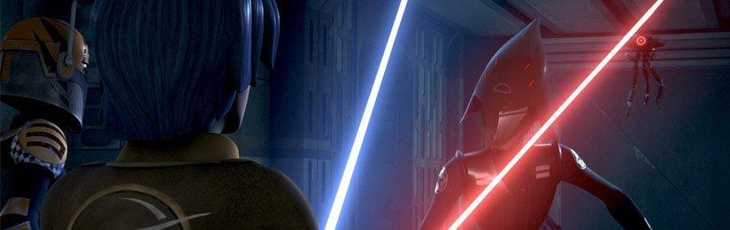 RECENZE: Star Wars Povstalci S02E05: Vždy dva jsou