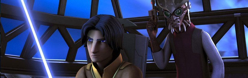 RECENZE: Star Wars Povstalci S02E06: Bratři na Zlomeném rohu