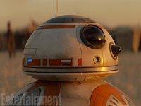 Nálož nových obrázků a informací ze Star Wars: Síla se probouzí (1)