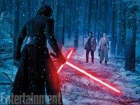 Nálož nových obrázků a informací ze Star Wars: Síla se probouzí (2)
