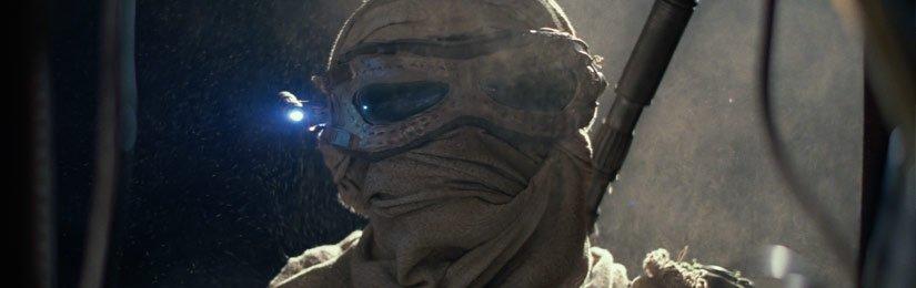 Nálož nových obrázků a informací ze Star Wars: Síla se probouzí