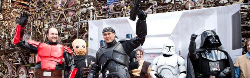 May the 4th be with you aneb Jaký byl první Den Star Wars v ČR