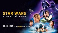 Star Wars koncertní show míří do Rudolfina (1)