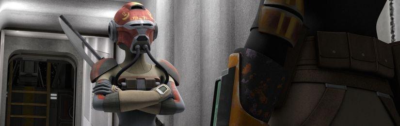 RECENZE: Star Wars Povstalci S02E08: Pokrevní sestry