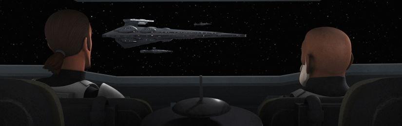 RECENZE: Star Wars Povstalci S02E09: Gravitační past
