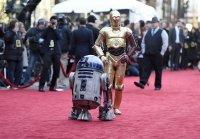 Světová premiéra Star Wars: Síla se probouzí (1)