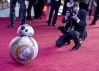 Světová premiéra Star Wars: Síla se probouzí (4)