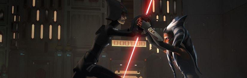 RECENZE: Star Wars Povstalci S02E10: Budoucnost Síly