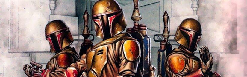 O klonovaných komandech, Mandalorianech a kontinuitě