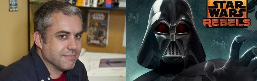 Exkluzivní rozhovor: Kilian Plunkett, Lucasfilm