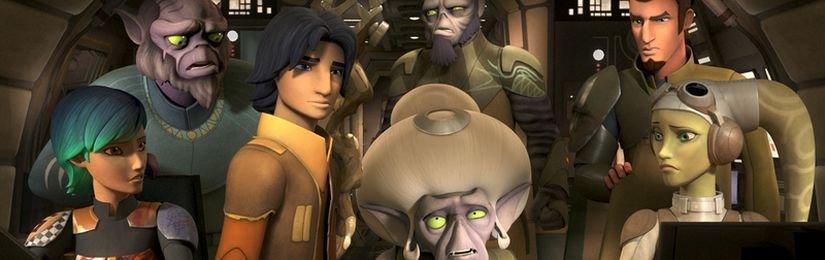 RECENZE: Star Wars Povstalci S02E14: Legendy Lasatů