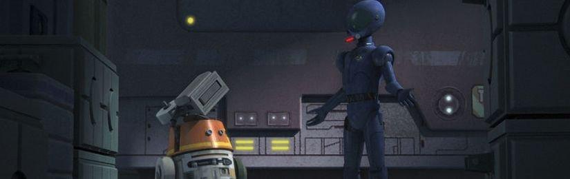 RECENZE: Star Wars Povstalci S02E19: Zapomenutý droid