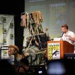 Video z natáčení sedmých Star Wars odhaleno na Comic-Conu! (1)