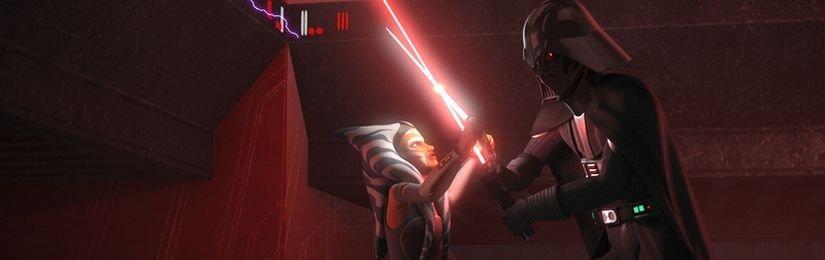 RECENZE: Star Wars Povstalci S02E21&22: Soumrak učedníka