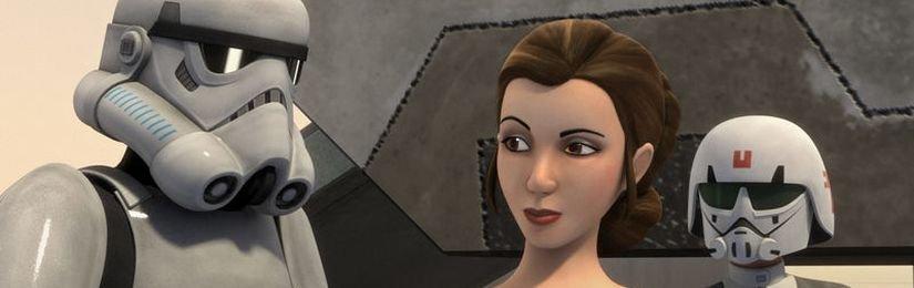 RECENZE: Star Wars Povstalci S02E12: Princezna na Lothalu