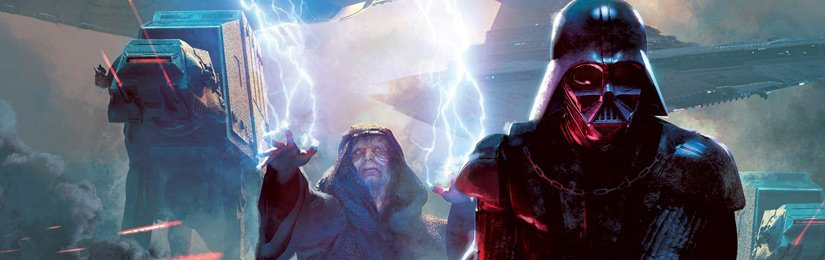 RECENZE: Star Wars: Lords of the Sith