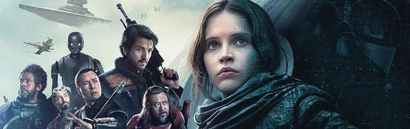 RECENZE: Rogue One: Star Wars Story (románový přepis)