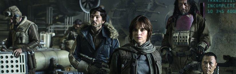 Star Wars Rogue One: Tajné dokumenty povstalců