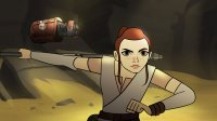 Oznámena minisérie Star Wars: Forces of Destiny (3)