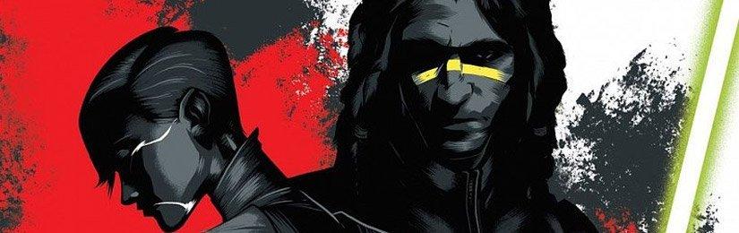 O čem bude román Dark Disciple