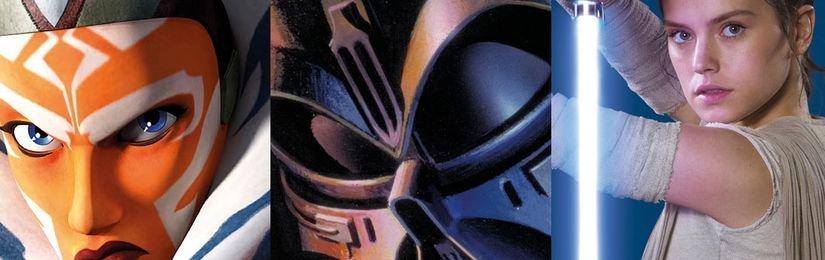 Star Wars: Rok za rokem – Obrazová kronika