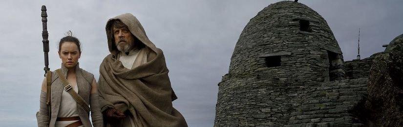 Star Wars epizody VII a VIII podle George Lucase