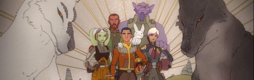 Star Wars Povstalci - konec dlouhého příběhu