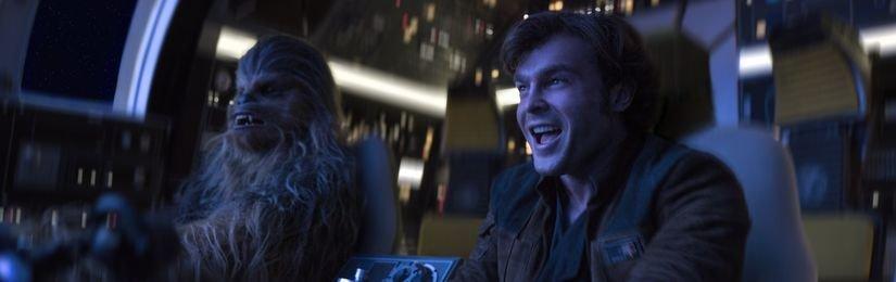 Solo: Star Wars Story – oficiální trailer