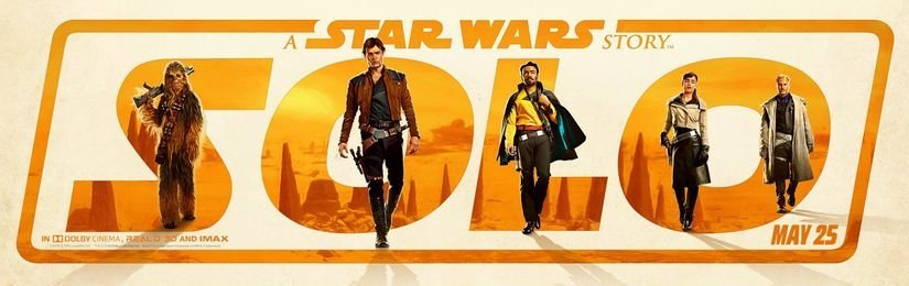METARECENZE: Solo: Star Wars Story